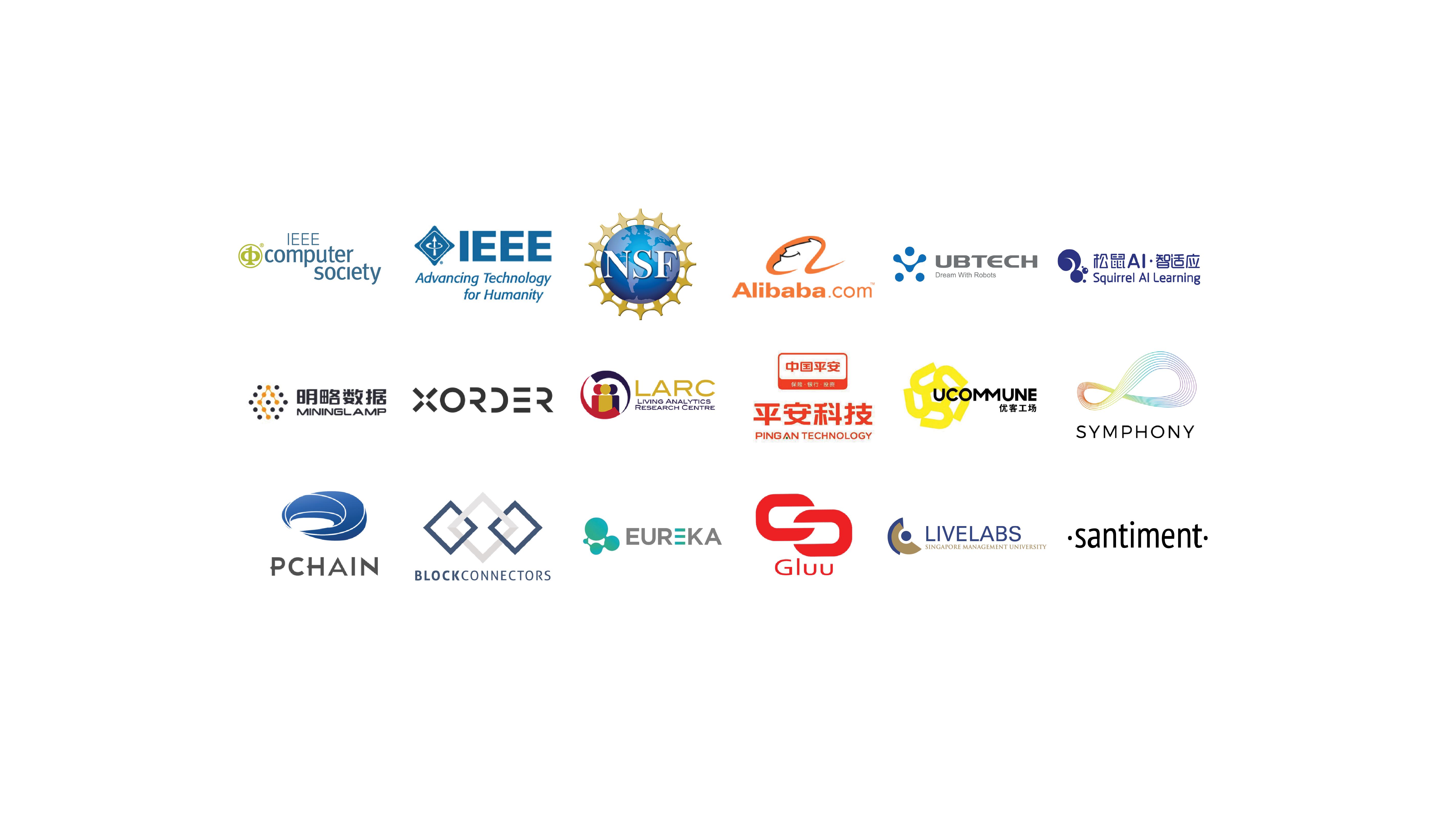 IEEE ICDM 2018 – November 17-20, 2018 in Singapore